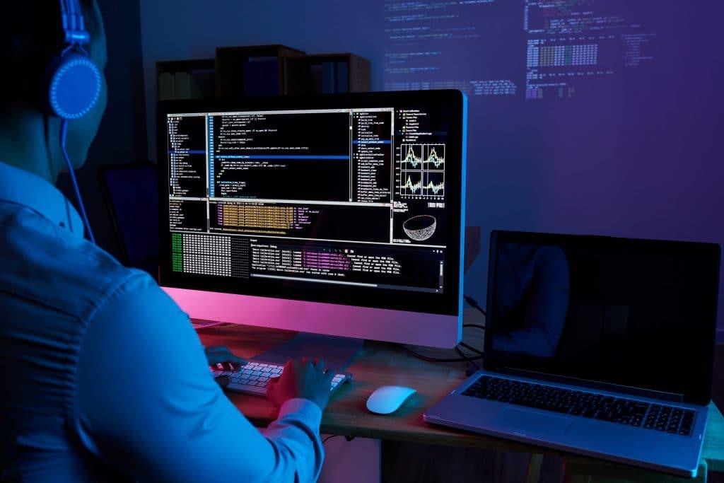 TI - Informática - Desenvolvedor - Programador - Tecnologia